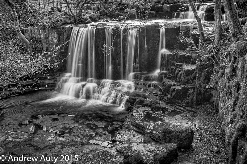 Craclpot Falls