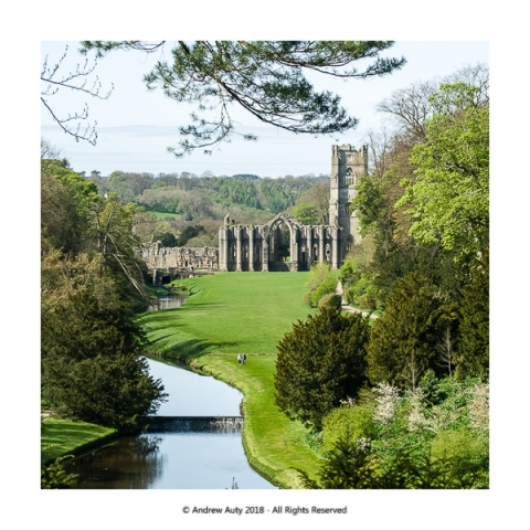 Fountains Abbey - Surprise View