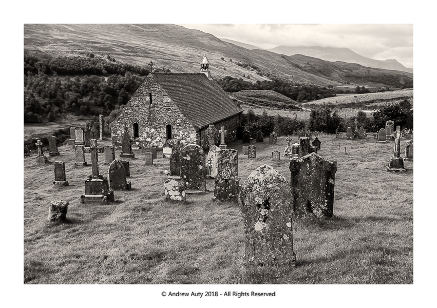Cille Choirill, Scotland