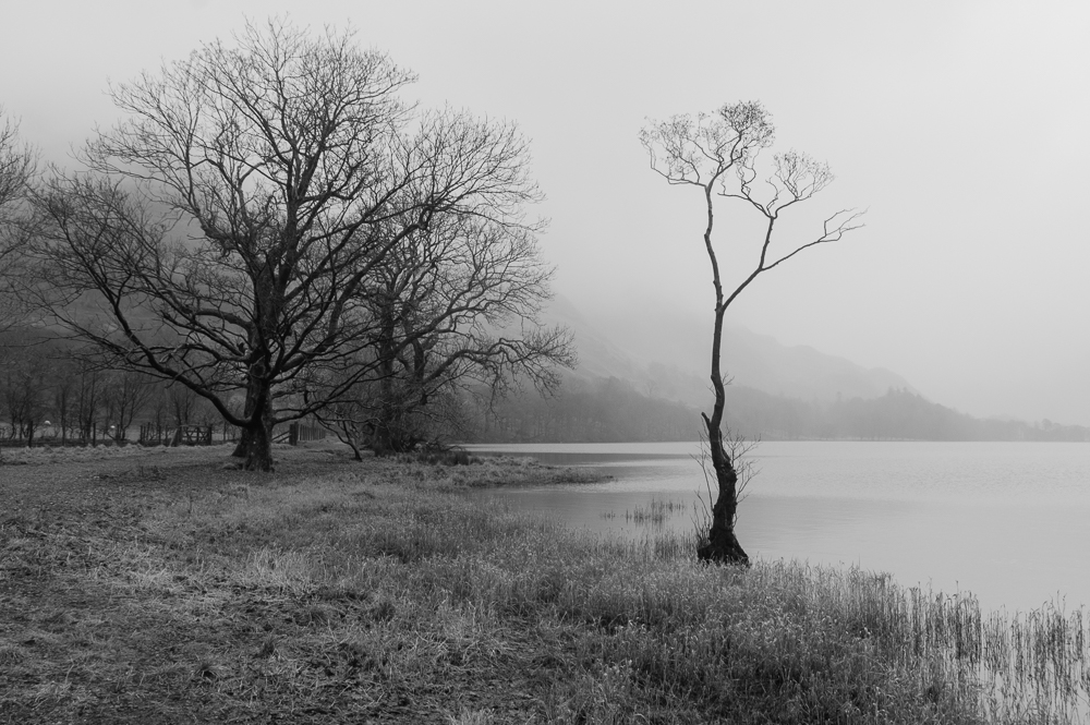12 Misty Day Buttermere